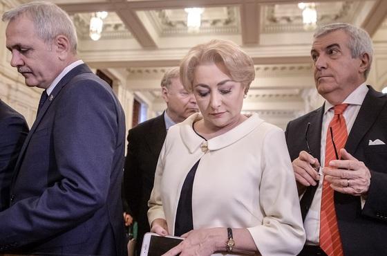 SURSE: Dăncilă, turneu în teritoriu pentru a câștiga voturile baronilorPSD