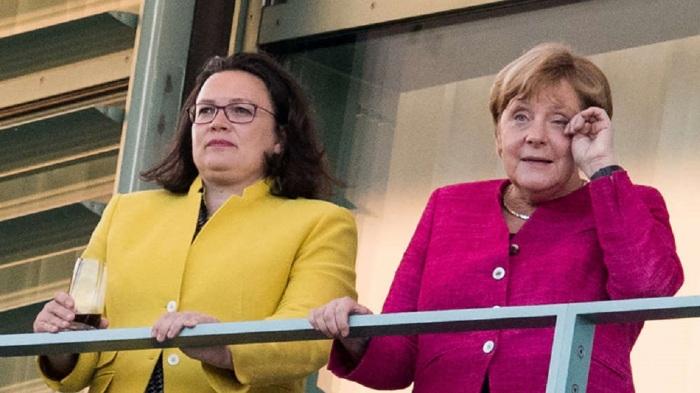 Criza social-democraţilor zguduie guvernul condus deMerkel