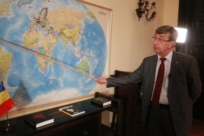 Interviu cu ambasadorul Rusiei despre Dragnea, Kovesi, Iohannis și conflictul din MareaNeagră